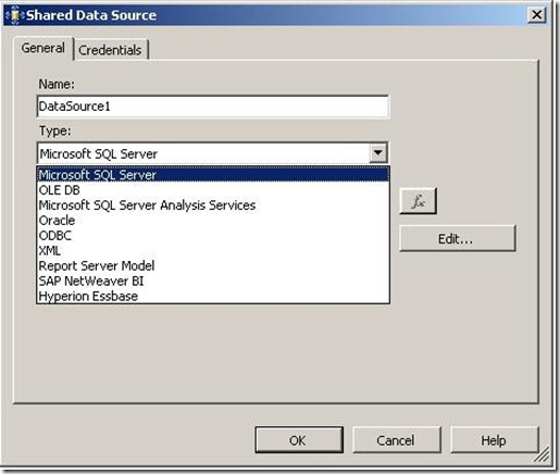SRS Data Sources