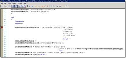 InventPriceActivationModule.activate() method