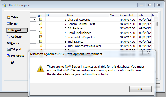 How does this change impact existing Dynamics NAV customers?