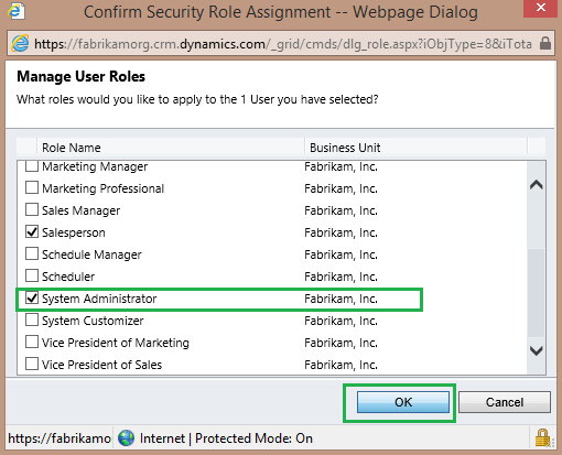 Managing Email notifications in Microsoft Dynamics CRM Online