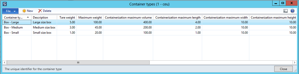 Introduction to Containerization - Automated packing process