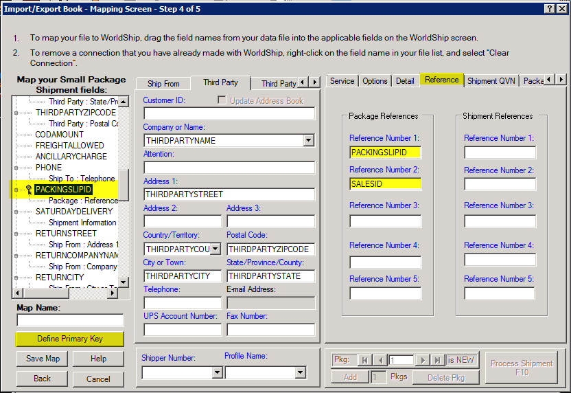 Integrating the Shipping Carrier Interface in AX 2012 with UPS