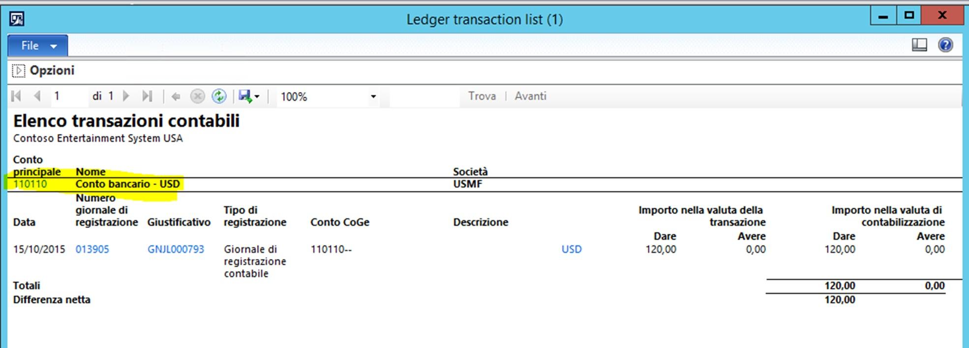Ledger Transactions