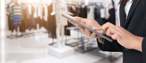 new ways of working instore will include apps and IoT devices to free up employee time.