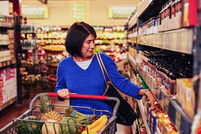 Reimagining the grocery experience