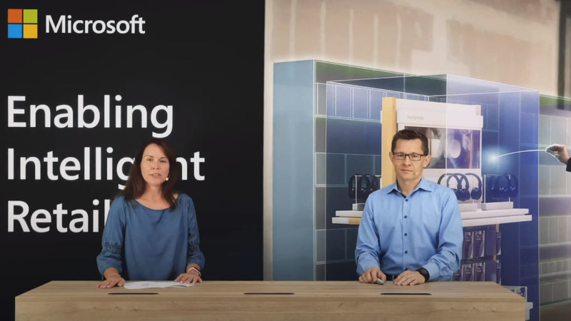 Pirntscreen von SAP + Microsoft - Embracing Customers and Partners