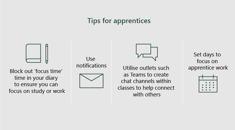 Tips for apprentices