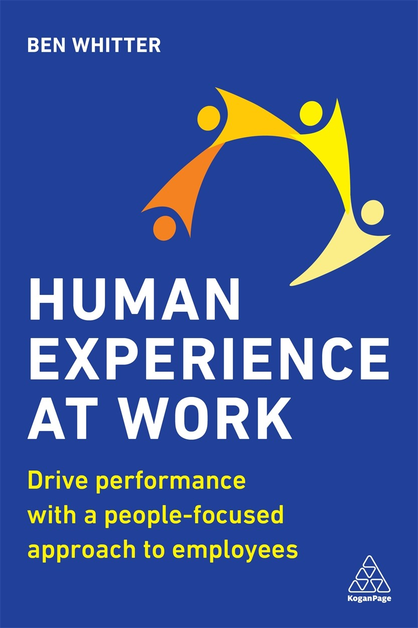 Human experience at work book image
