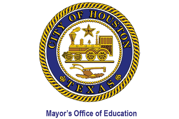 City of Houston logo.