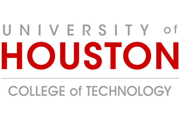 University of Houston logo.