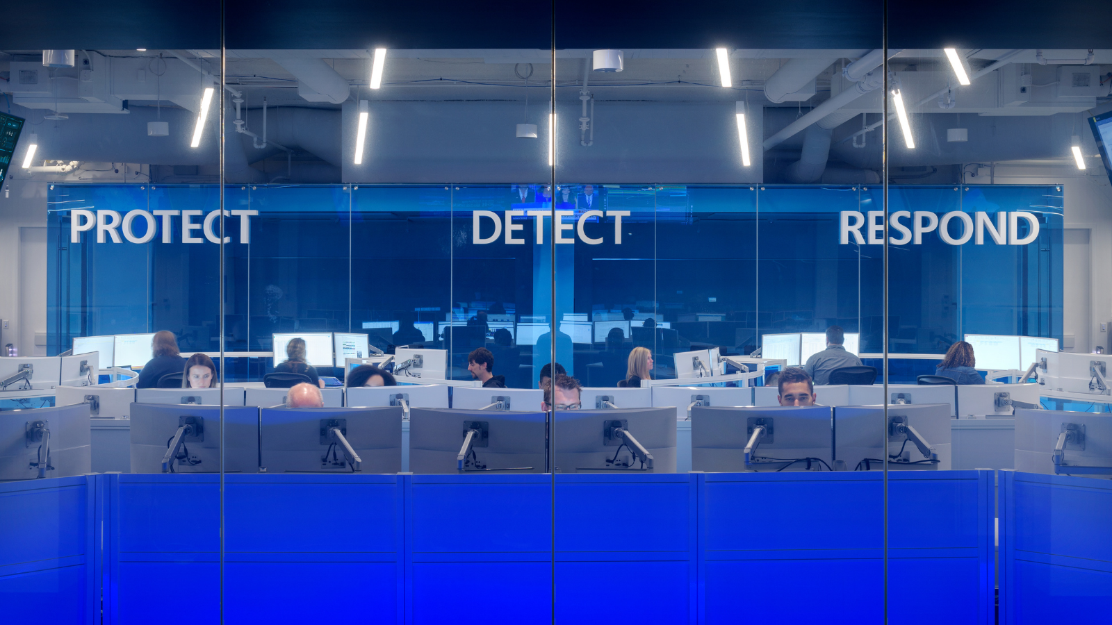 Microsoft Security and Defense Center.
