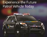 smart city new york microsoft booth highlighting patrol car and video management for public safety