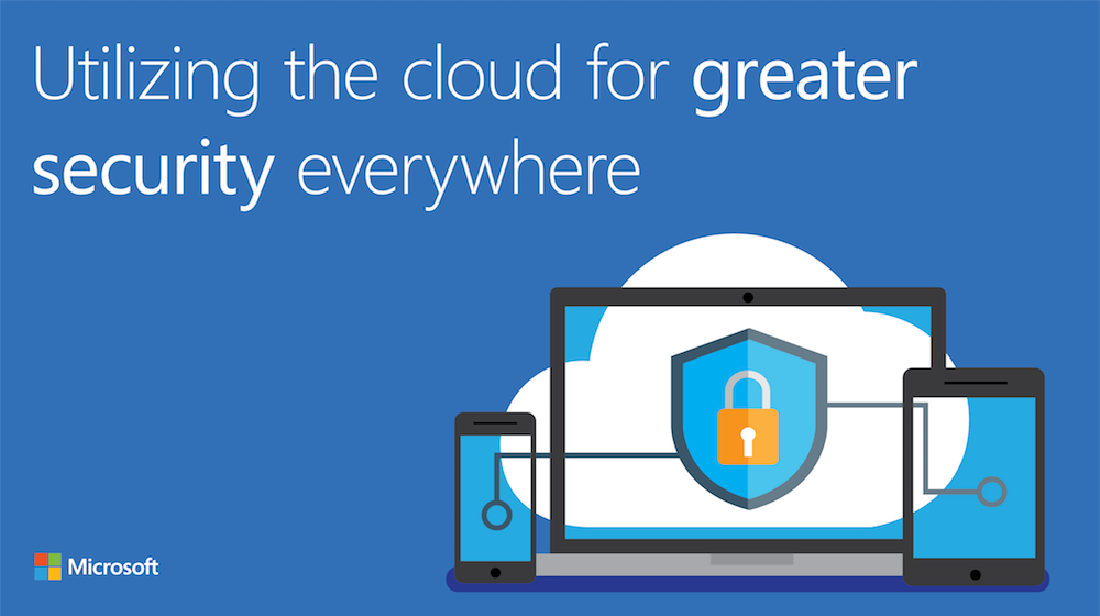 Utilizing the cloud for greater security everywhere