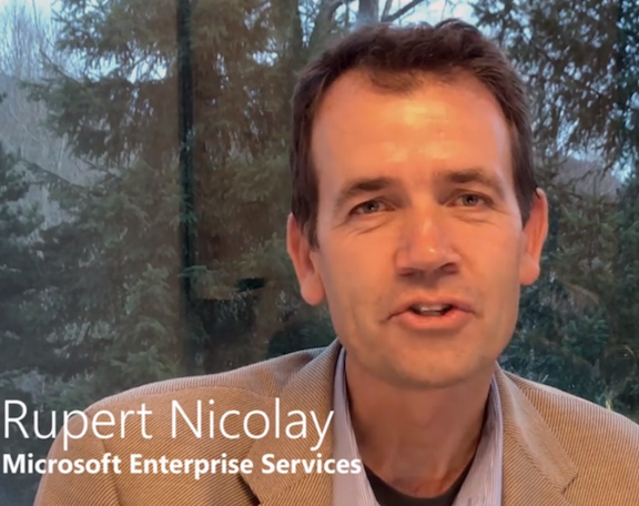 Rupert Nicolay provides perspective on risk management and customer experience