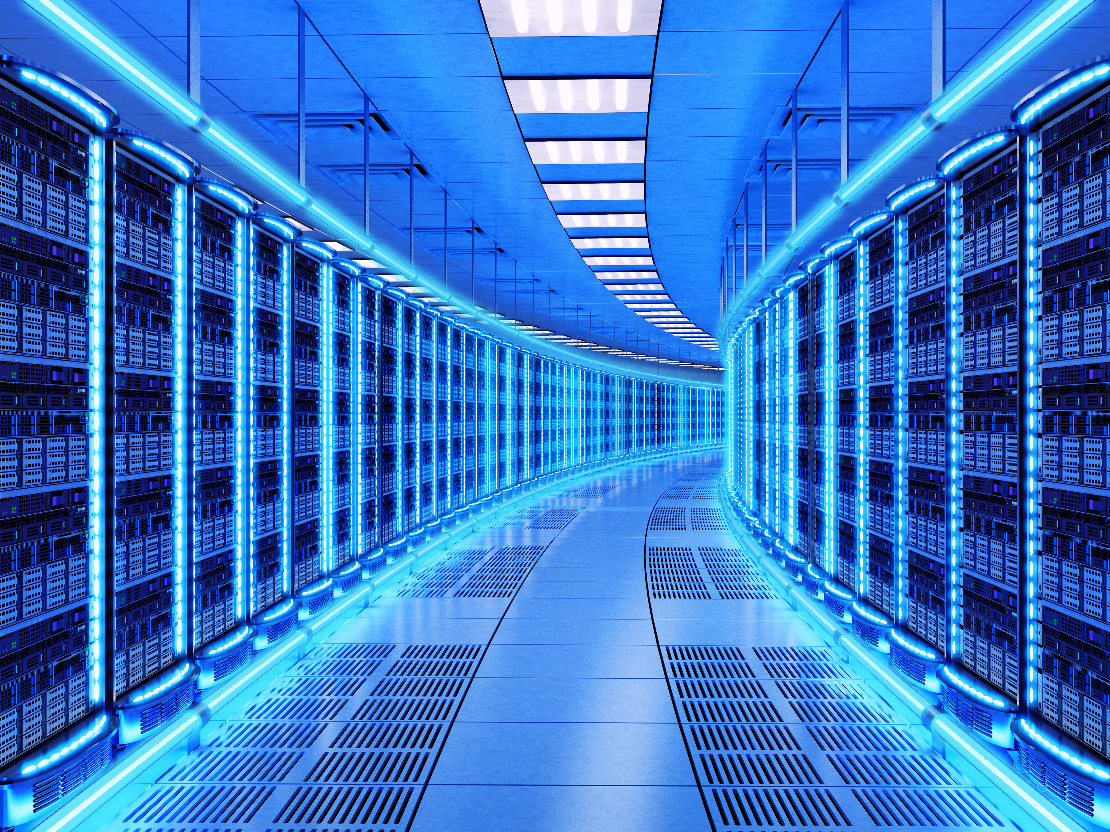 Image of a datacenter