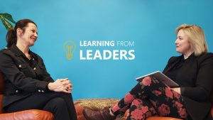 Learning with Leaders interview