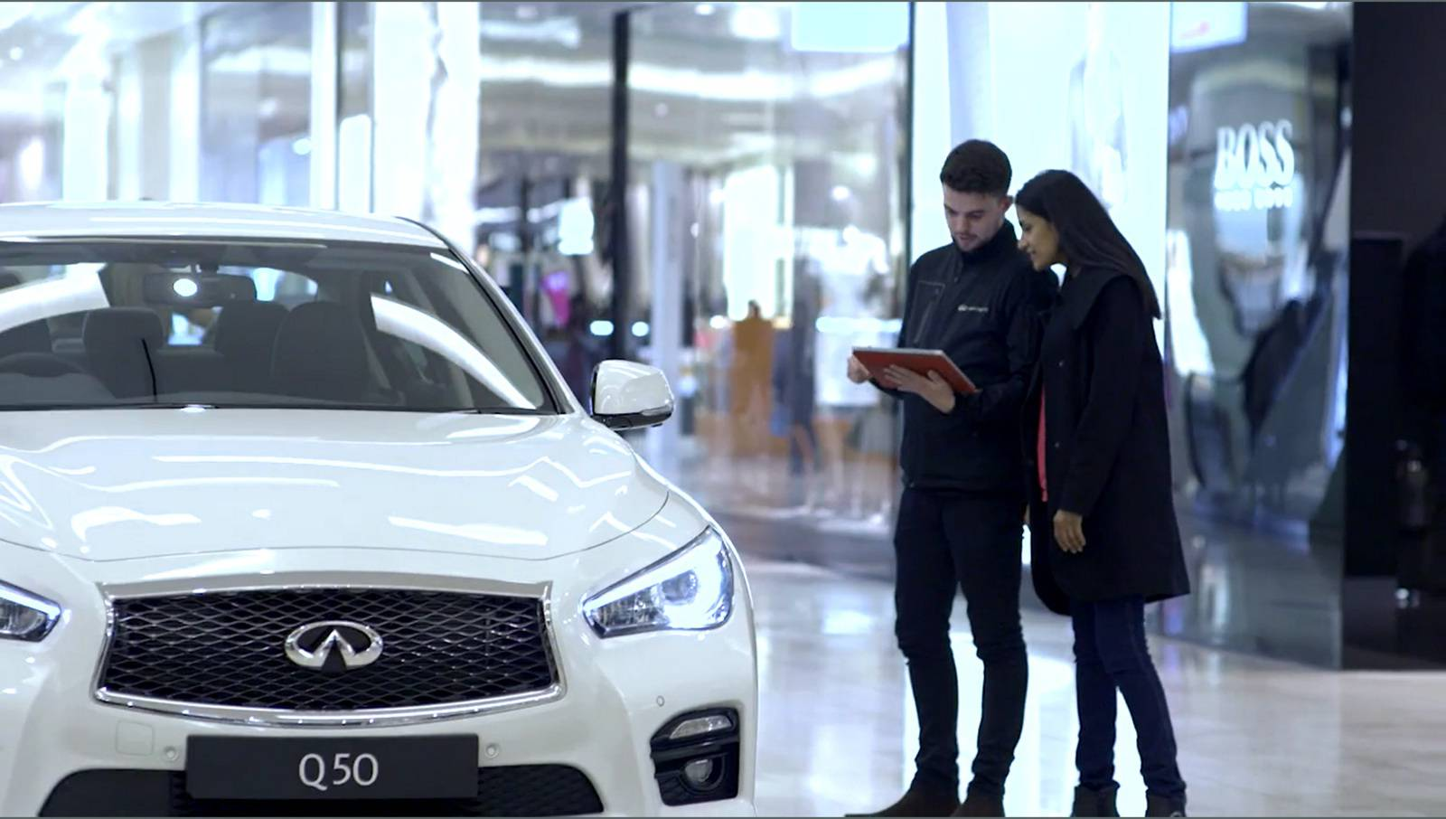Selling Luxury Cars In A Mall Microsoft Industry Blogs