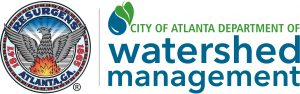 Logo for City of Atlanta Department of Watershed Management