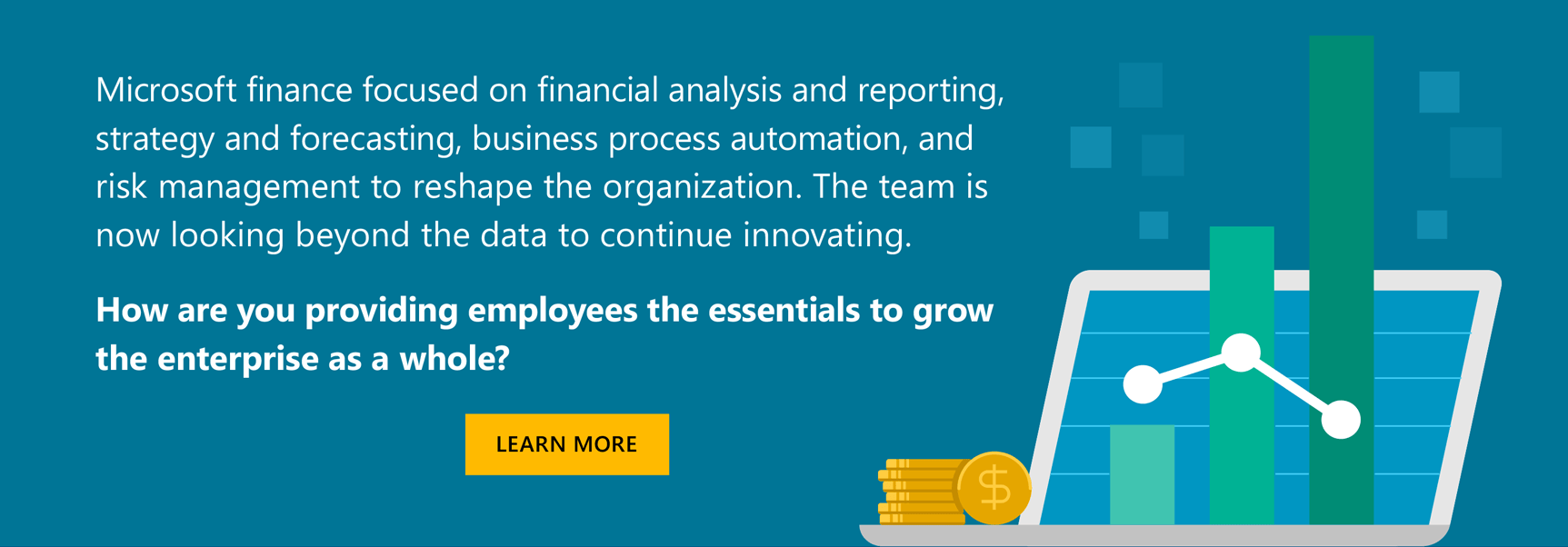 How are you providing employees the essentials to grow the enterprise as a whole? Learn More.