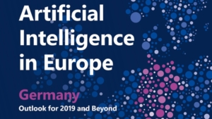 Title image of study: Artificial Intelligence in Europe