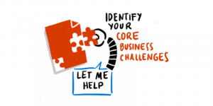 Identify your core business challenges