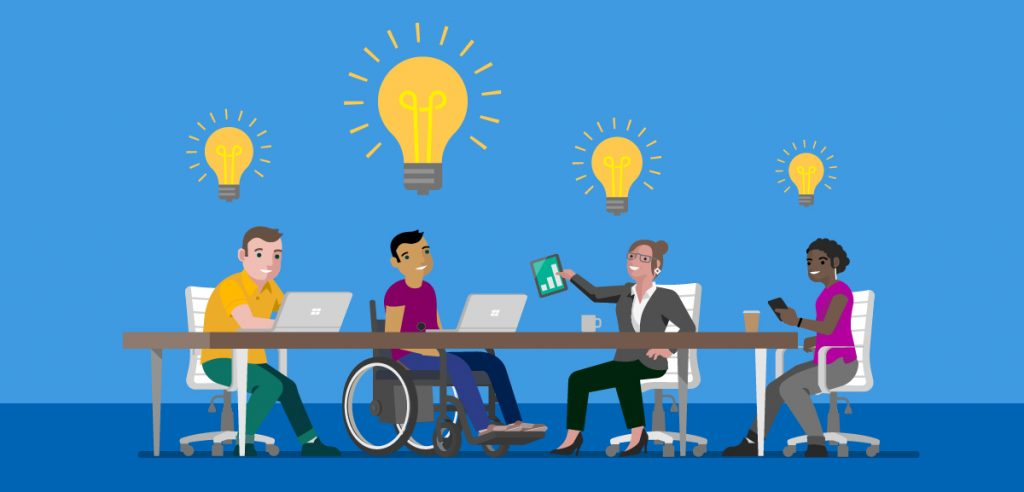 Microsoft Blogger Series-Kerri Hollis-Inclusive culture is an opportunity for businesses