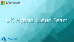 Welcome to the UK Hybrid Clod Blog feed