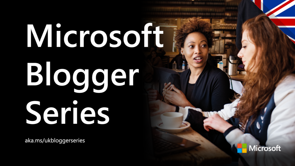 Microsoft Blogger Series