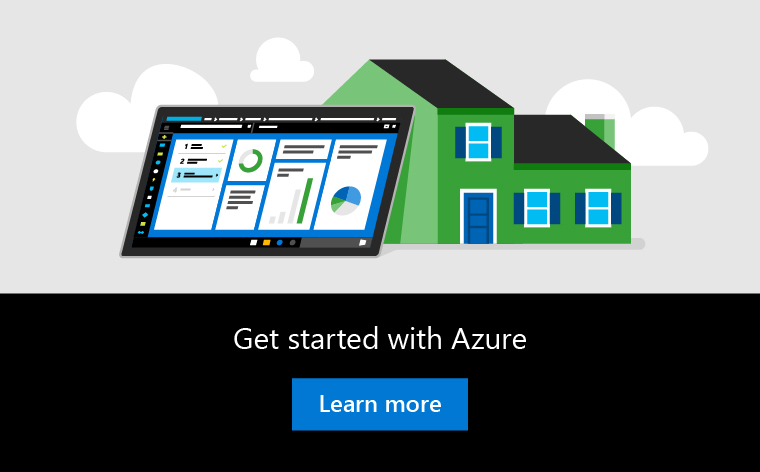 Get started with Azure