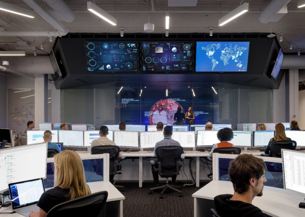 microsoft-cyber-defense-operations-center