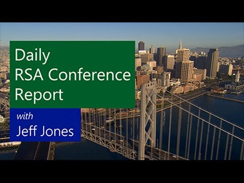RSA Conference 2014: Lively discussions at the Microsoft booth