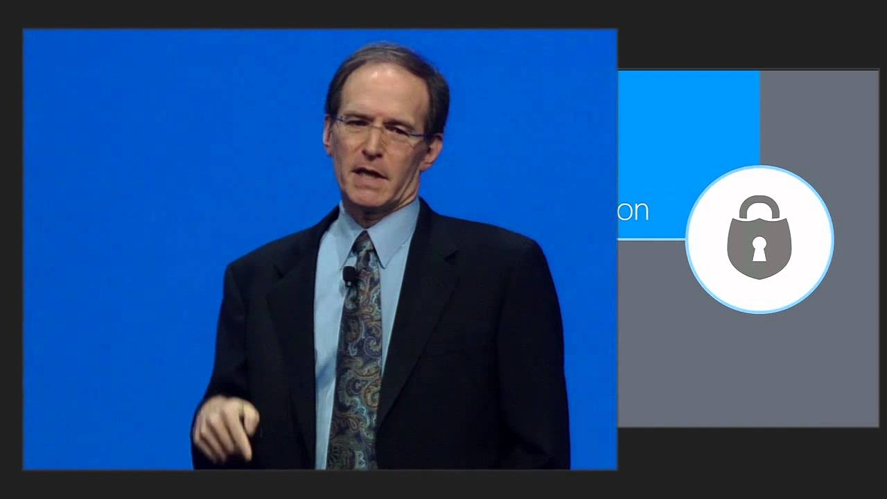 RSA Conference 2014: Microsoft's Trust Principles
