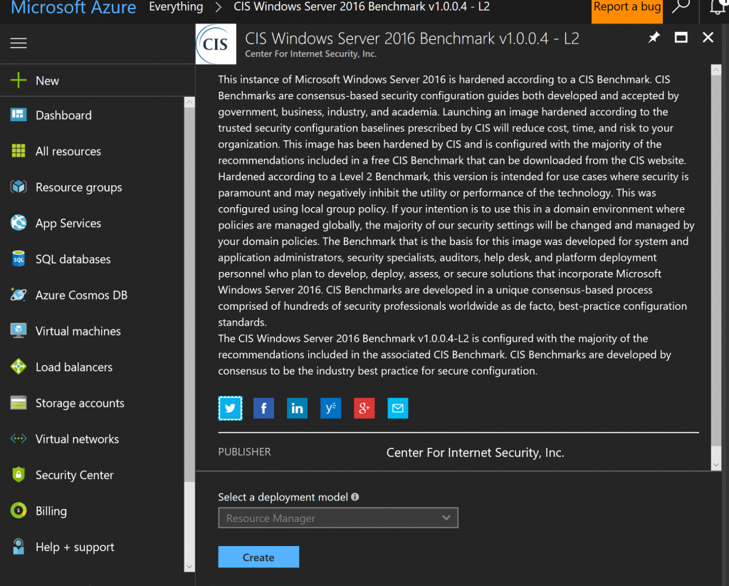 Easily Create Securely Configured Virtual Machines Microsoft Security