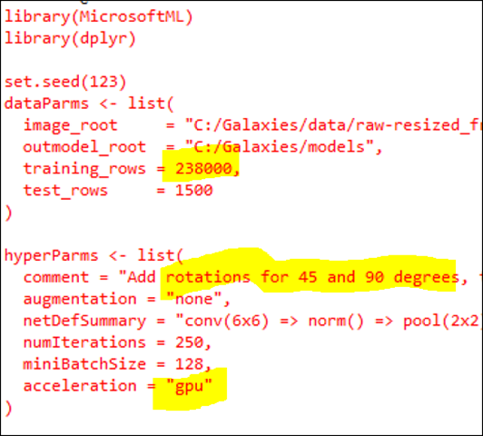 How six lines of code + SQL Server can bring Deep Learning