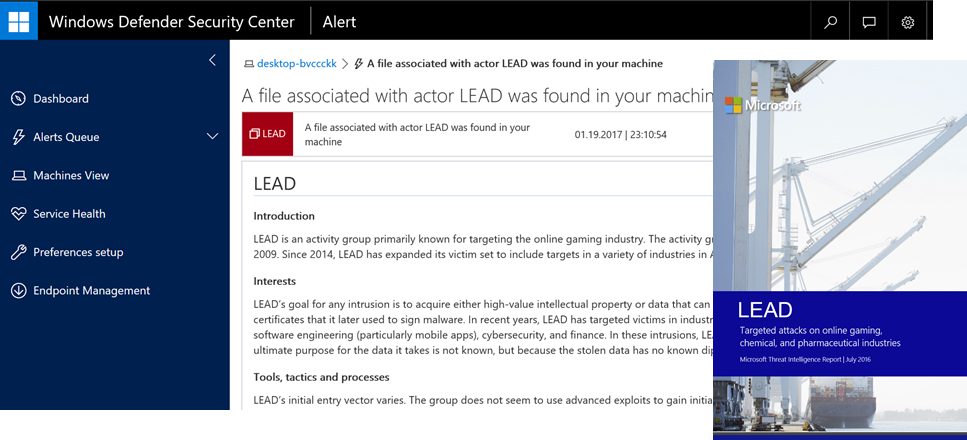 Lead activity group summary and extensive documentation