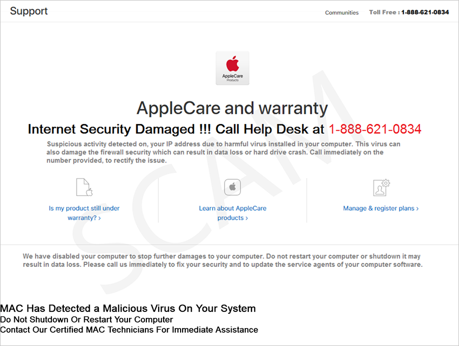 New Tech Support Scam Launches Communication Or Phone Call App Microsoft Security
