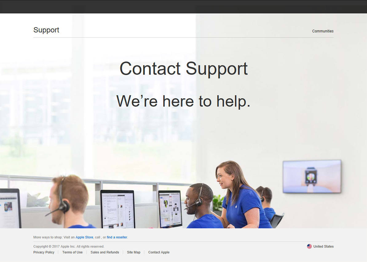 New tech support scam launches communication or phone call app ...