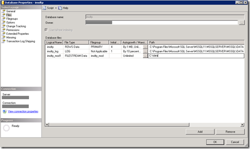 Getting Started with SQL Server 2014 In-Memory OLTP Part 2