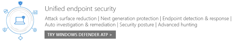 Insights from the MITRE ATT&CK-based evaluation of Windows Defender ATP
