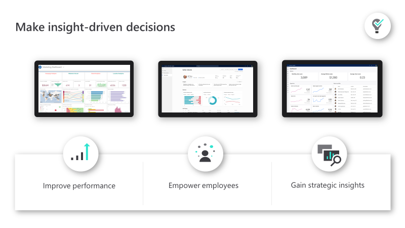Dynamics 365 for Marketing enables you to make insight-driven decisions to improve performance, empower employees and gain strategic insights.