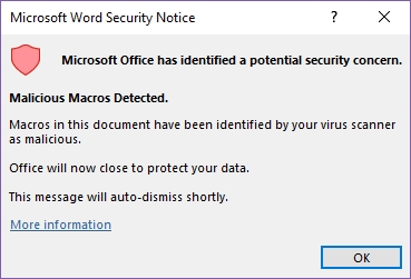 Office 365 receives Anti Malware Scan Interface (AMSI) | Born's Tech