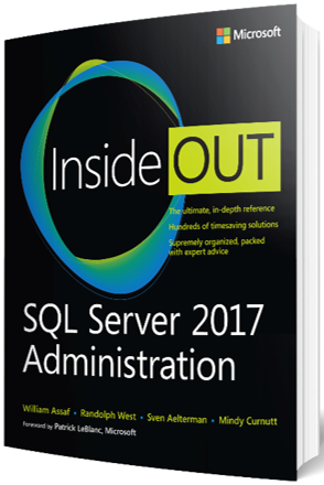 DBA essentials—SQL Server 2017 security, performance tuning, and more—inside out