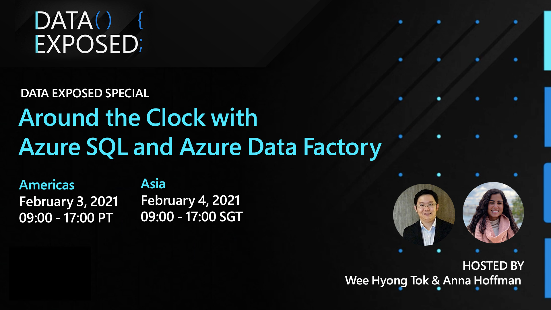 Around the clock with Azure SQL and Azure Data Factory - Microsoft SQL Server Blog