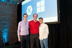 Xamarin and Microsoft executives