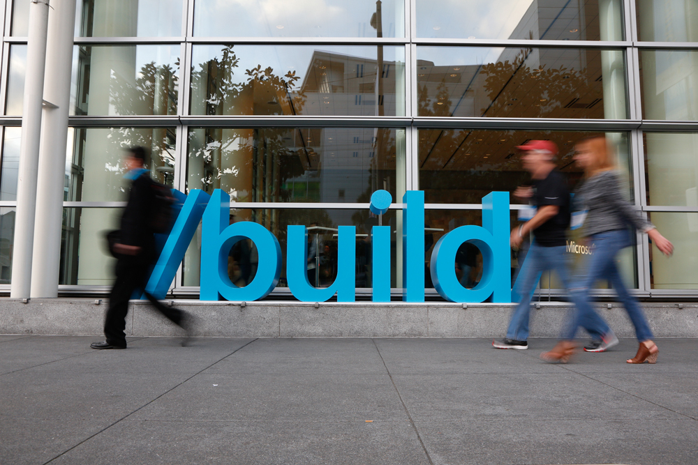 Open Source at Build 2016