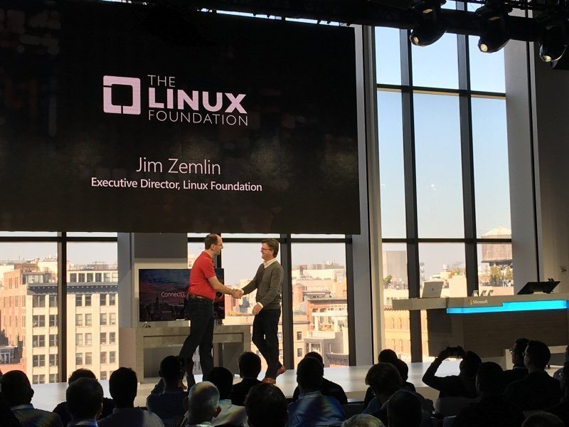 Microsoft joins Linux Foundation