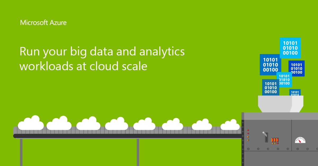 Run your Big Data and Analytics Workloads at Cloud Scale
