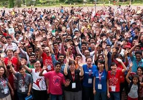 FOSSASIA 2017 - Attendees in Singapore