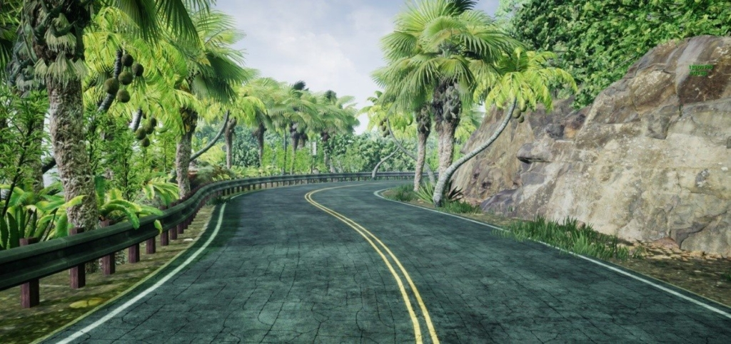 Image of AI road